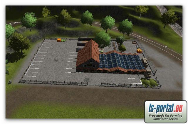 Garden Center Ls2013 Mod Mod For Farming Simulator