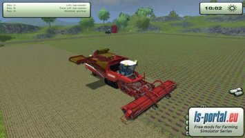 GRIMME TECTRON 415 CW 7.2 LS2013