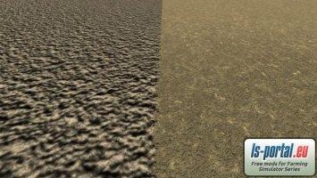 Grubber texture