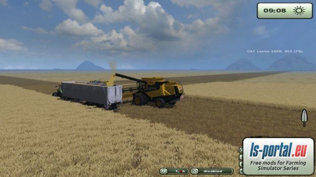 Hengerer Farms Canada Mod Mod for Farming Simulator 2013 LS