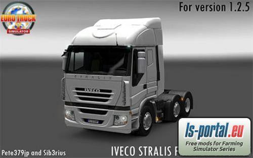 Iveco Stralis ETS2