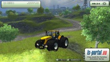 JCB Fastrac 8310 v3 LS2013