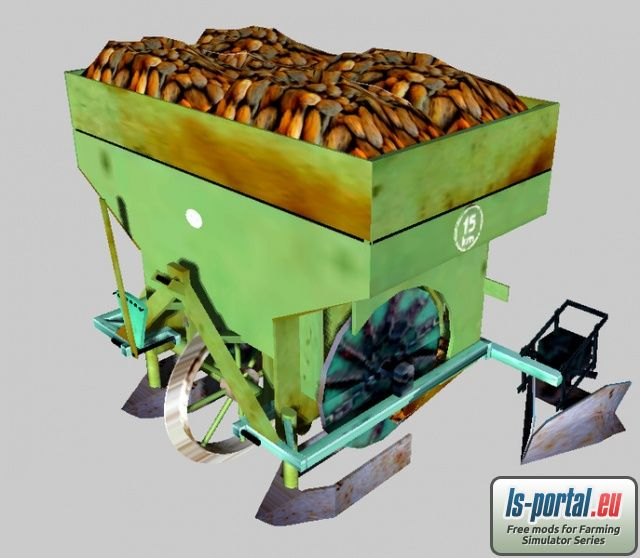 Potato planter LS2013