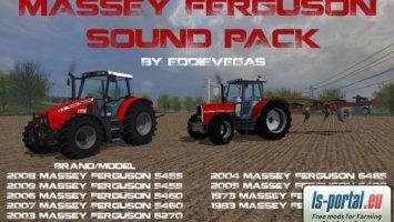 Massey Ferguson sound pack