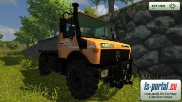 MB Unimog 1450 farmer