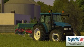New Holland TM115 v2