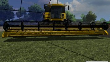 New Holland Varifeed 10.7