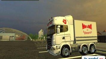 Scania R730SV
