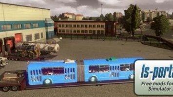 Bus trailer ETS2