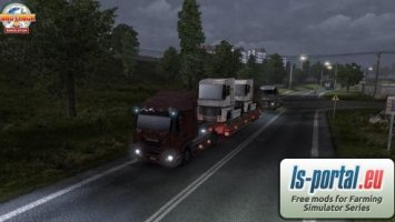 Trailers modpack ETS2