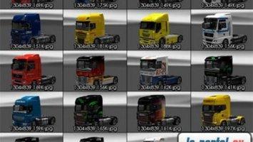 Truck Skin Pack v1.1