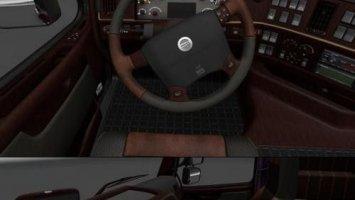 Wnętrze Volvo by JCV