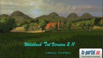 Wildbach Tal v2.11 Low Poly