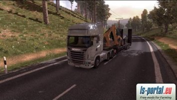 Real Scania V8 Sound ETS2