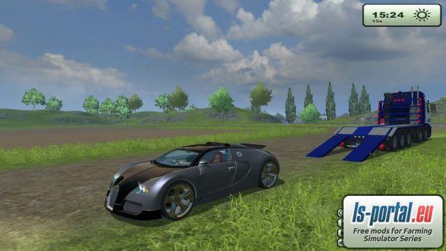 bugatti veyron ls2013 mod mod for farming simulator. Black Bedroom Furniture Sets. Home Design Ideas