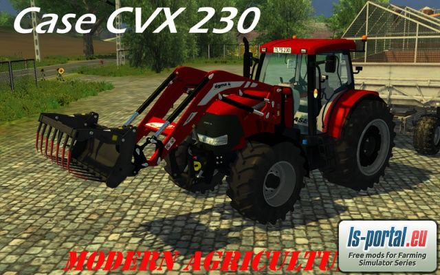 Case Puma CVX 230 FL v1.2