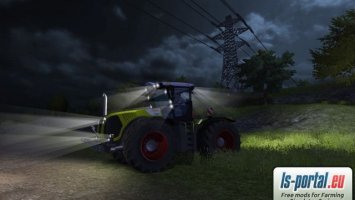 Claas Xerion 5000 TracVC Night Edition v2