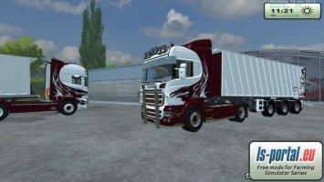 Scania Highline Pack