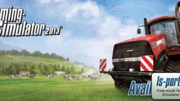Farming Simulator Patch 1.4