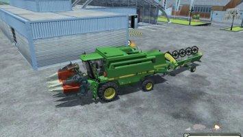 John Deere 2058 v2 LS2013