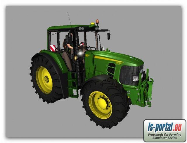 John Deere 6930 Premium LS2013