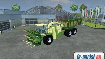 Krone BigX V12 Cargo