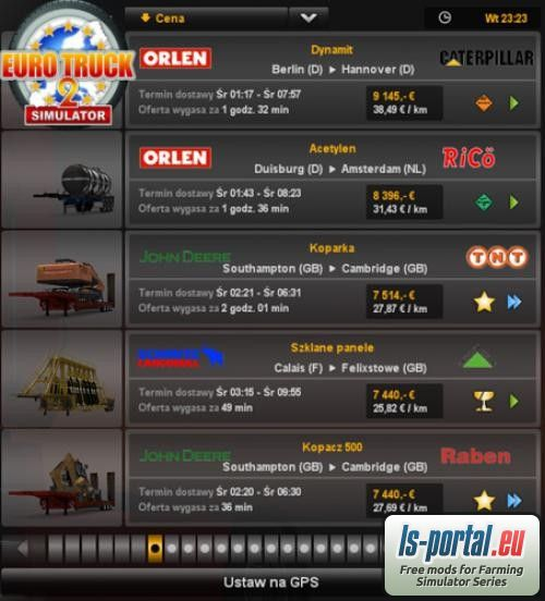 Real  Pany Logos Mod For Euro Truck Simulator 2