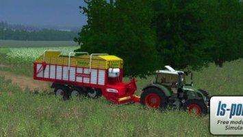 Pöttinger Torro 5700