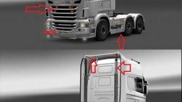 Scania Accessories