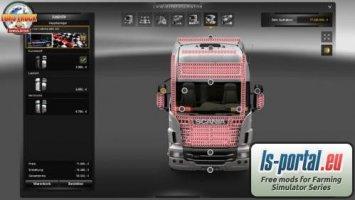 Truck shop v3