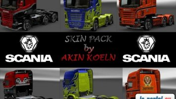 Skin Pack by Akin Koeln