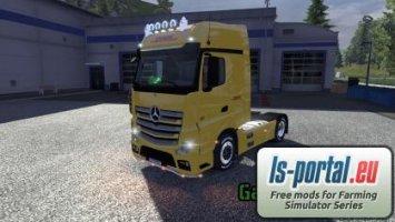 Mega Skin Pack HispaMaroc by The trucker5
