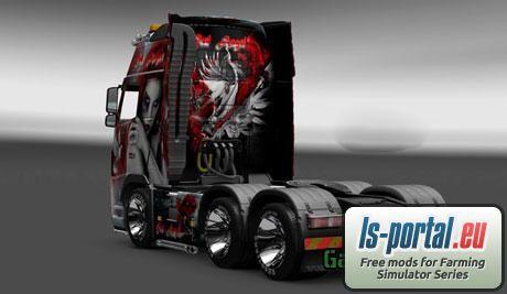 Моды для Euro Truck Simulator 2 Volvo