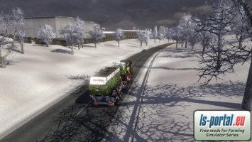 Winter Mod For TSM Map 2