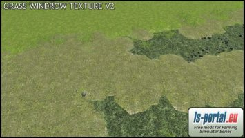 Grass Windrow Texture v2 by Prlek Modding