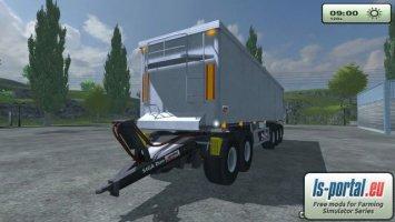 Agroliner SRB35B v3 (Built-in Siga-Duo)
