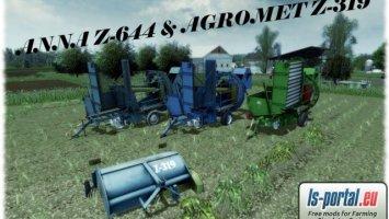 Agromet Z-319