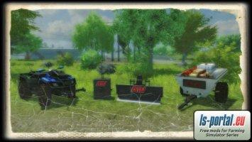 ATV Pack PRO