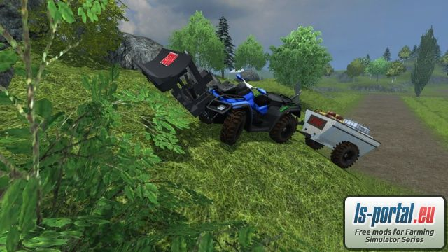 ATV PRO LS2013