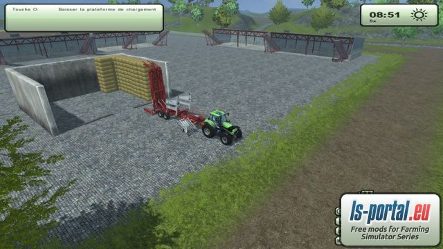 Categories: Farming Simulator 2013 › Maps and Buildings › Objects