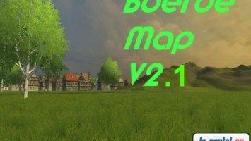 Börde Map v2.1