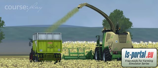 Courseplay v3.3 Mod for Farming Simulator 2013