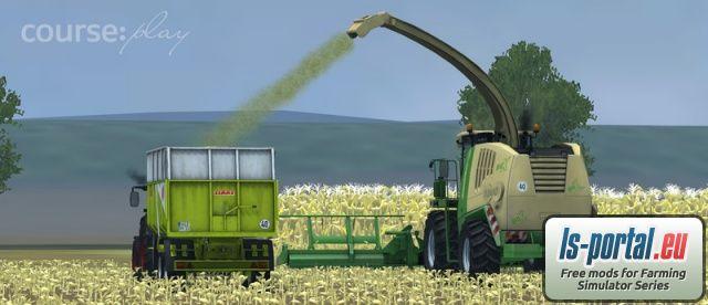 Courseplay v3.3 Mod for Farming Simulator 2013