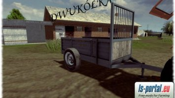 Small trailer LS2013