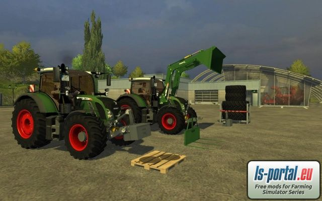 Scr Mod For Farming Simulator Portal