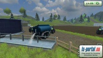 Big water trailer