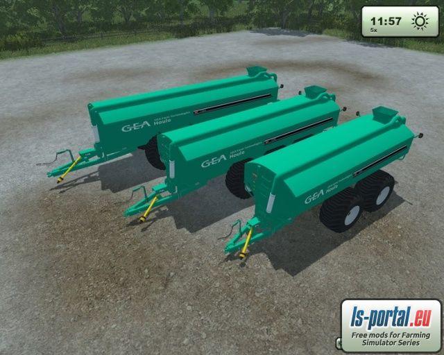 Farming Simulator 2013 Mods