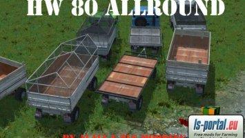 HW 80 Pack