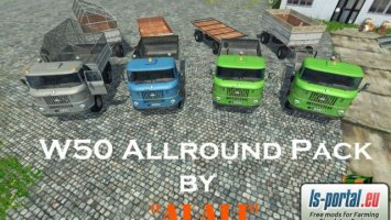 IFA W50 Allround Pack