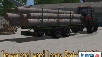 ImagionLand PLUS Logs Patch v1.01